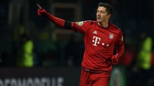Robert Lewandowski Siap Bela Real Madrid
