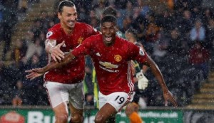 Mourinho Puji Mental Agresif Rashford